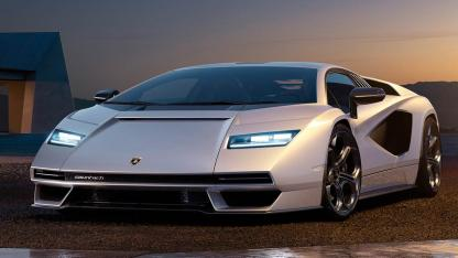 Lamborghini Countach LPI 800-4 - Ansicht von vorne