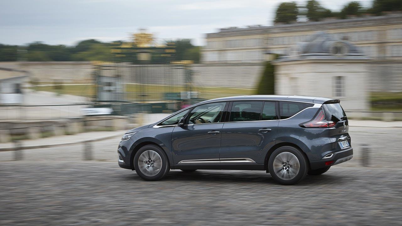 Renault Espace - Seitenansicht