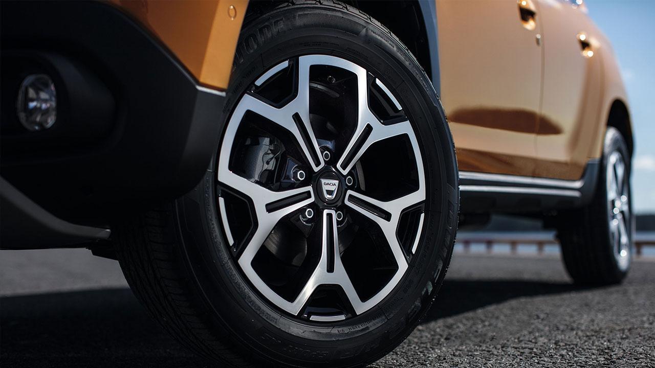 Dacia Duster - Vorderreifen