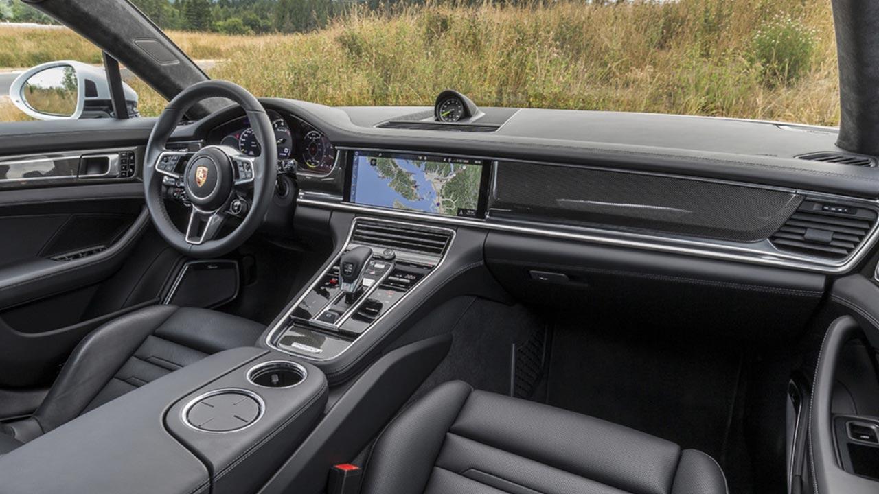 Porsche Panamera Turbo S E-Hybrid - Cockpit