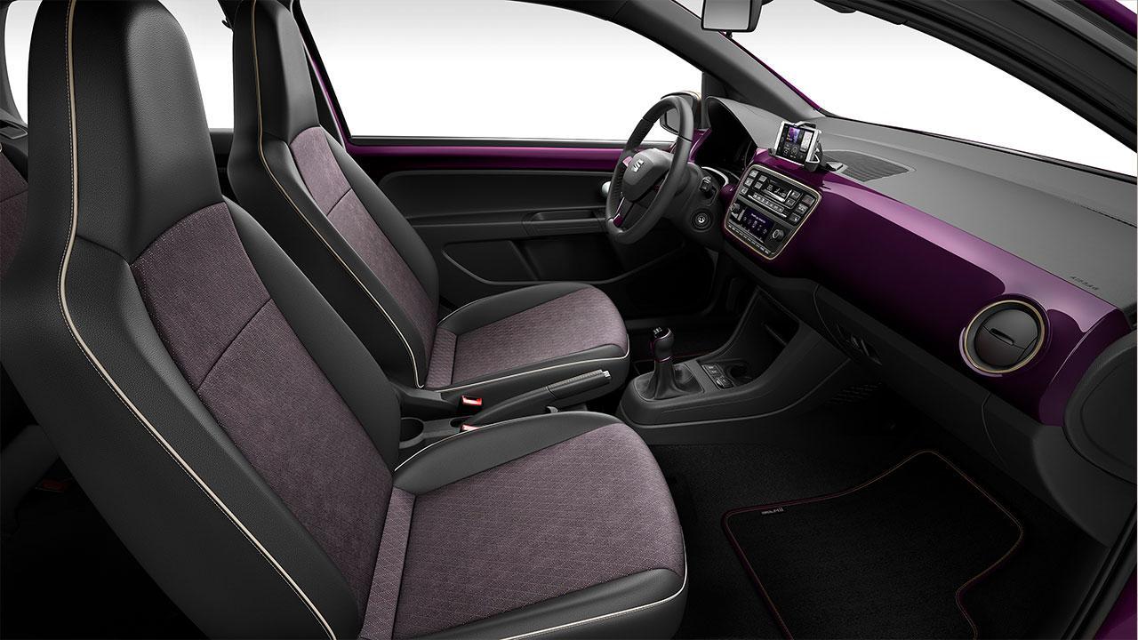 Seat Mii - Cockpit