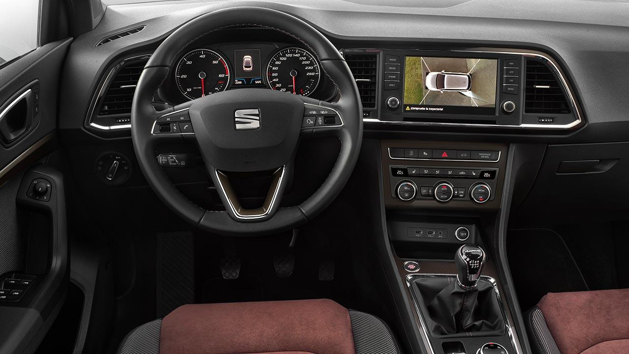 Seat Ateca - Cockpit