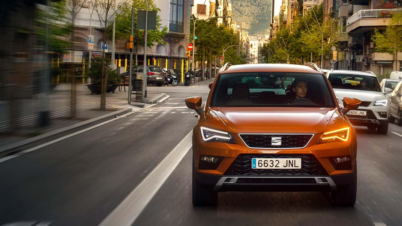 Seat Ateca - Frontansicht