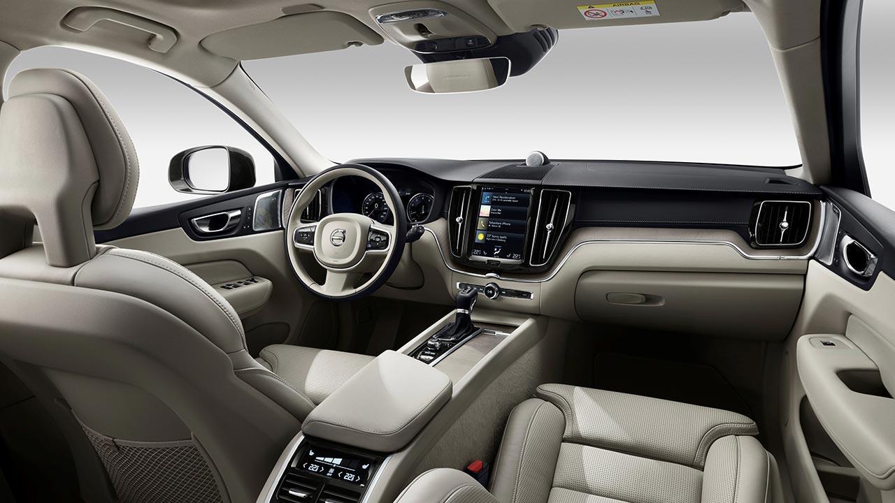 Volvo XC60 - Cockpit