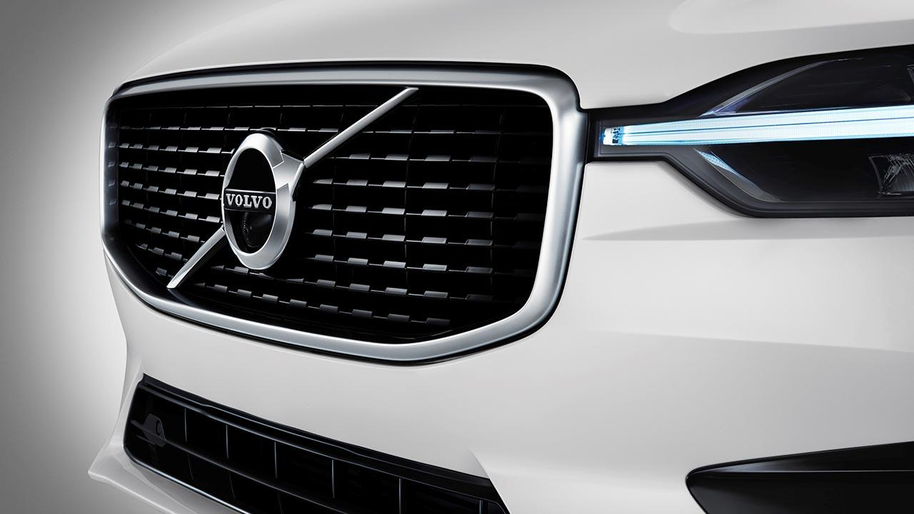 Volvo XC60 - Kühlergrill