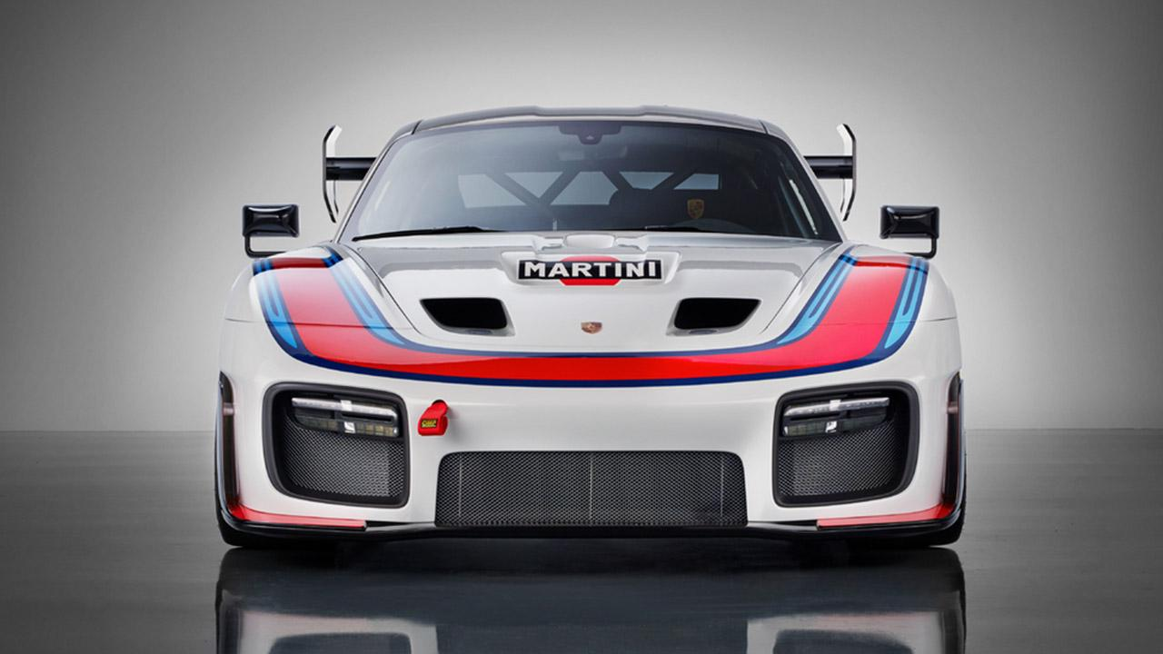 Porsche 935 991.2 - Frontansicht