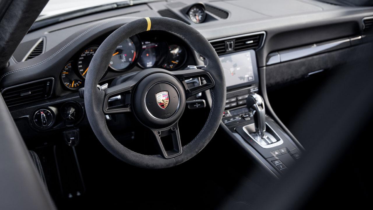 Porsche 911 GT2 RS - Cockpit