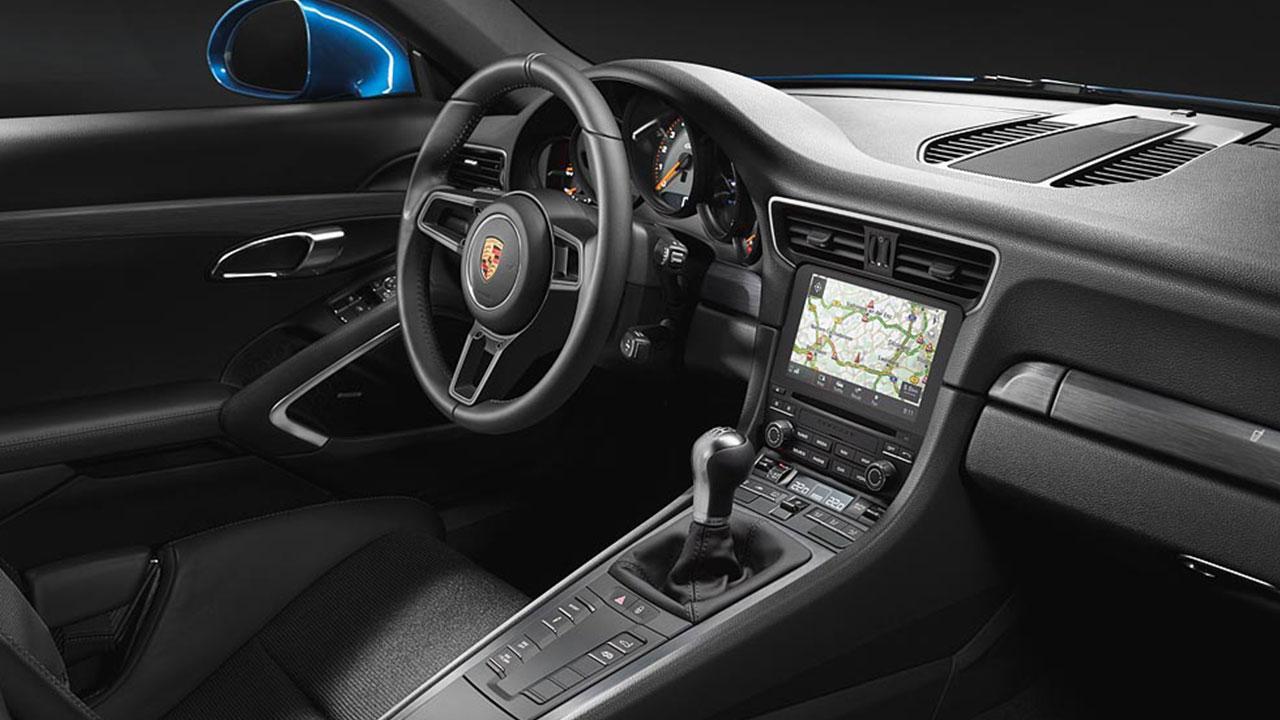 Porsche 911 GT3 - Cockpit