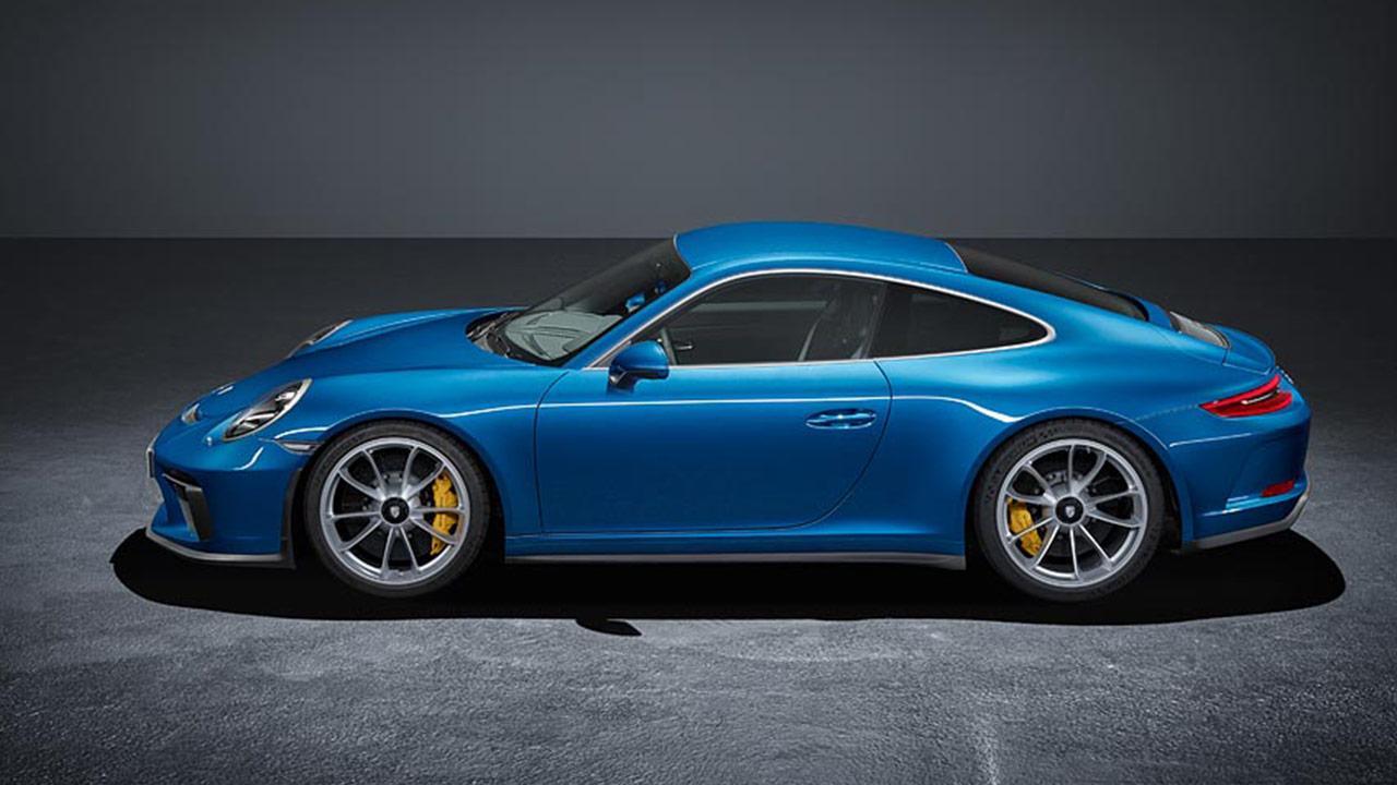 Porsche 911 GT3 - Seitenansicht