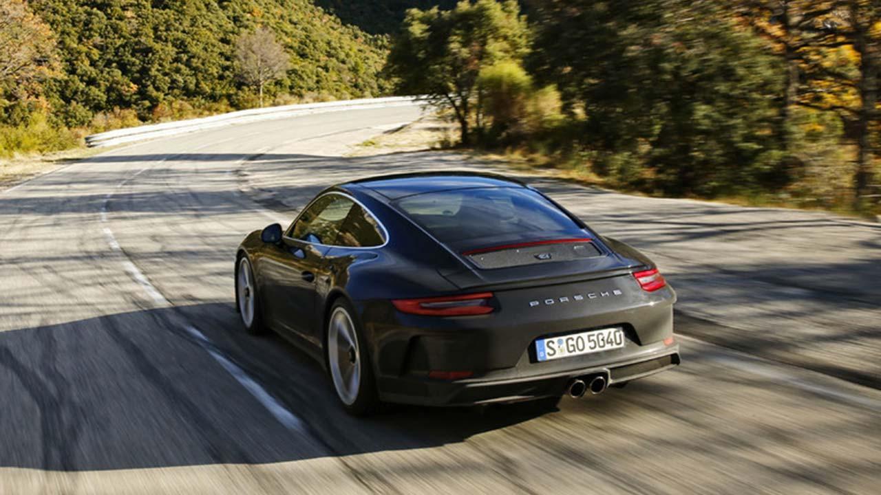 Porsche 911 GT3 - Heckansicht