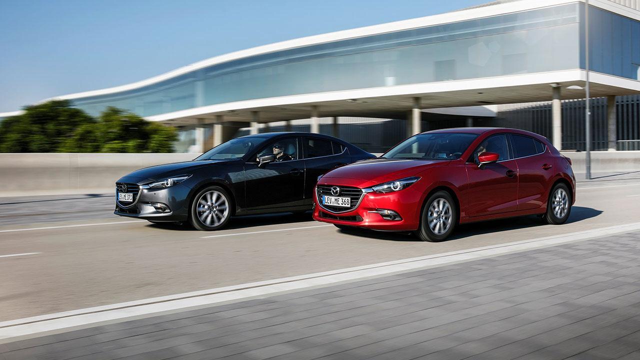 Mazda3 Sport & Limousine