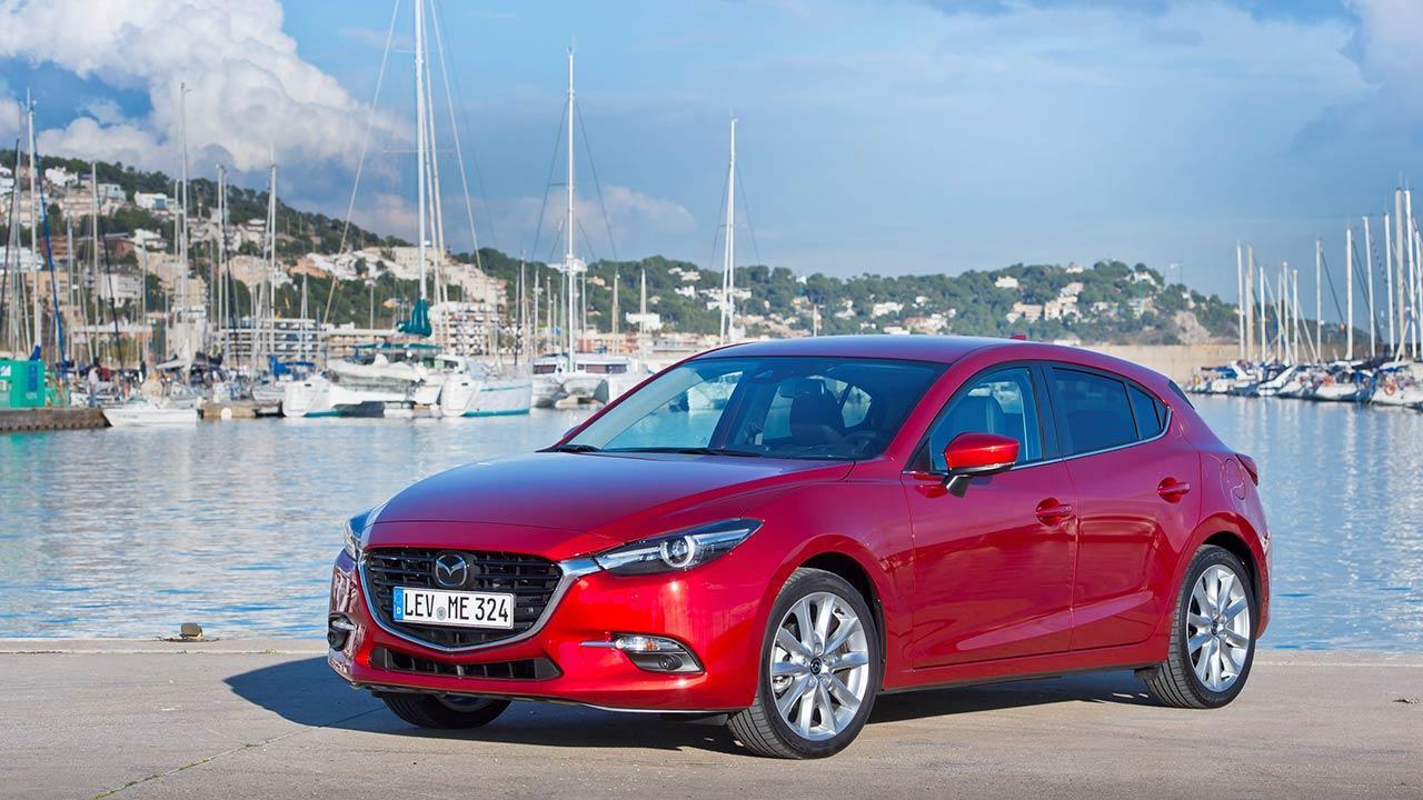 Mazda3 Sport - Frontansicht