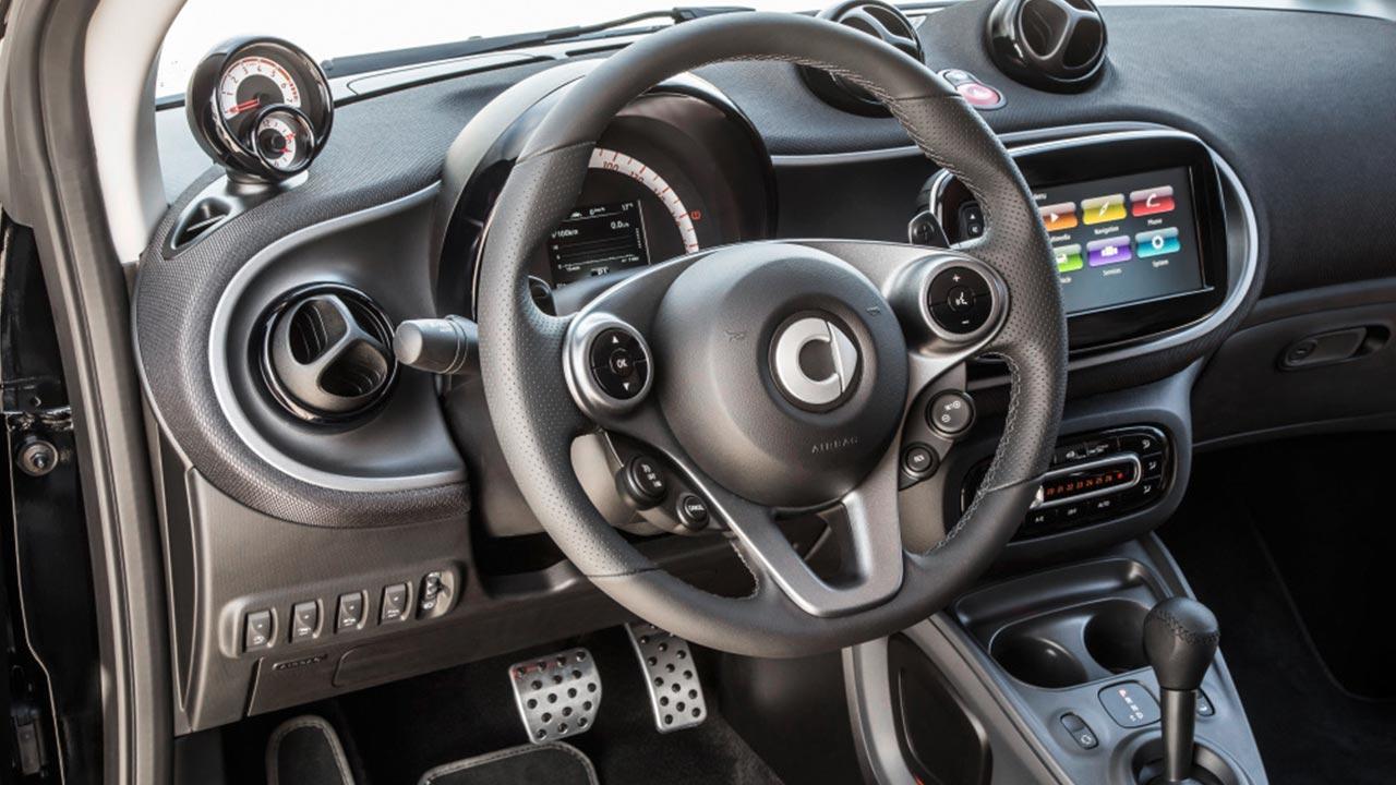 Smart Fortwo Cabrio - Lenkrad