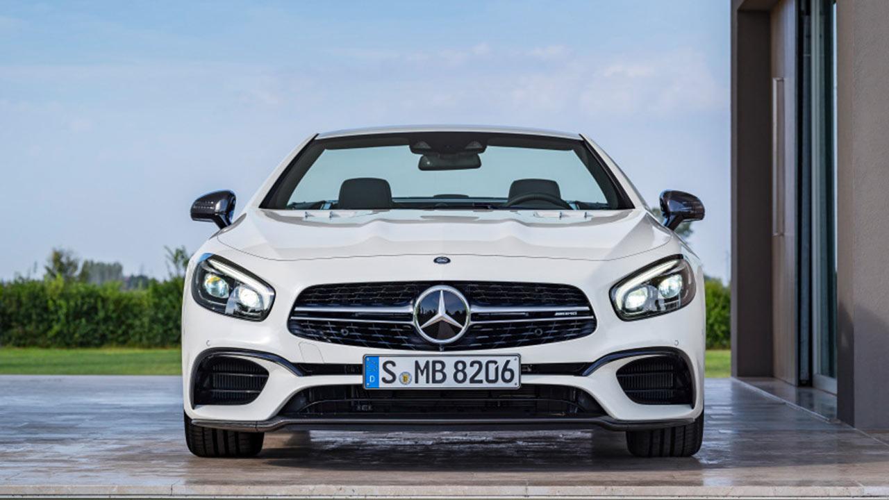 Mercedes AMG SL 63 - Frontansicht