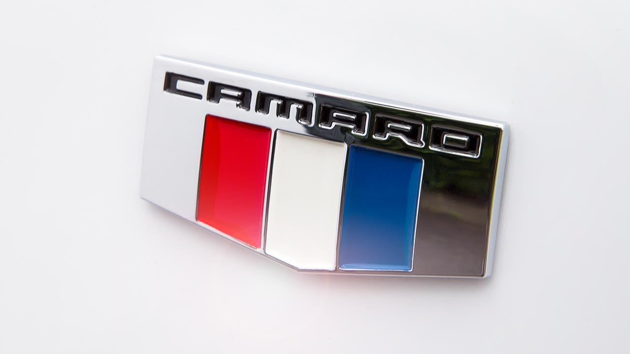 Chevrolet Camaro Cabrio - Logo