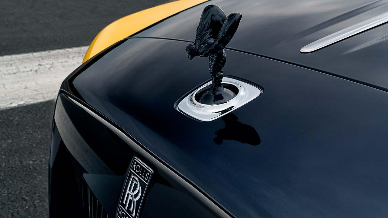 Rolls Royce Dawn Cabrio - Kühler Figur