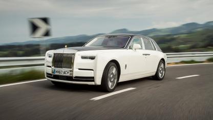 Rolls Royce Phantom - Frontansicht