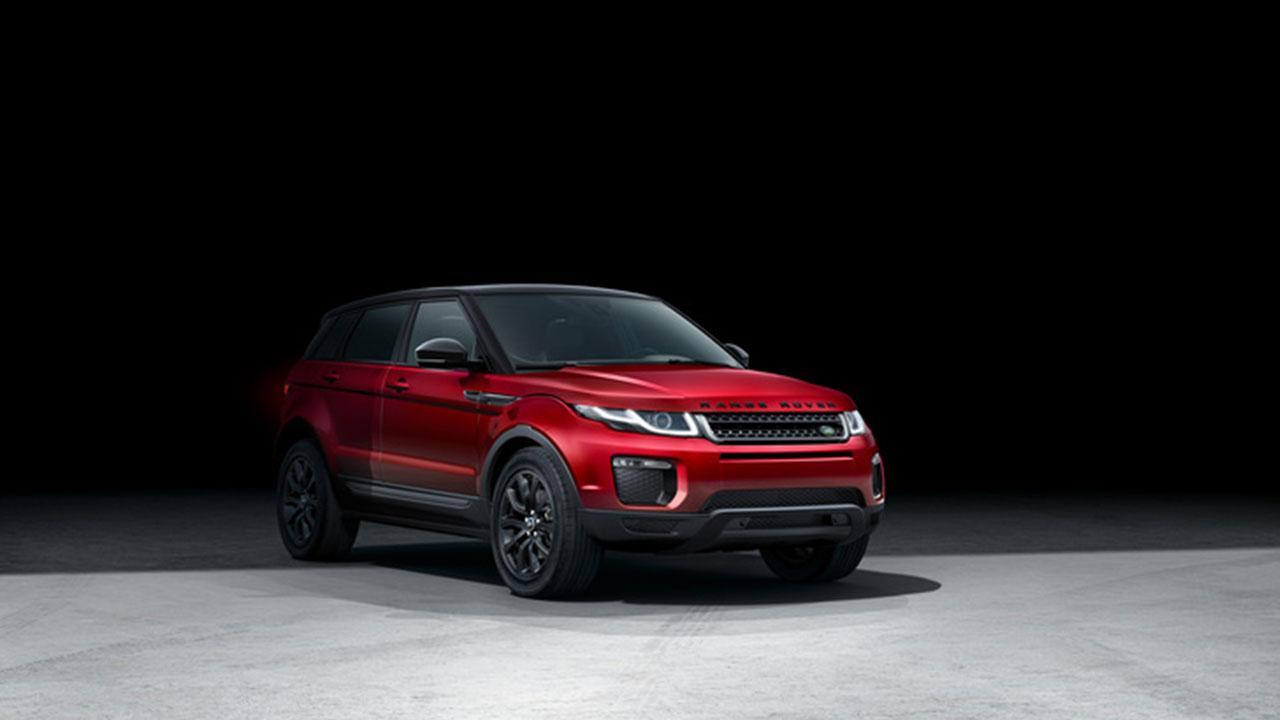 Range Rover Evoque - Frontansicht