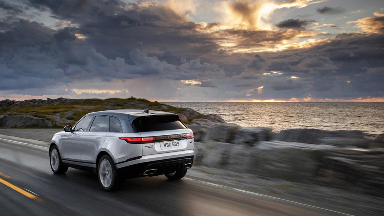 Range Rover Velar - Heckansicht