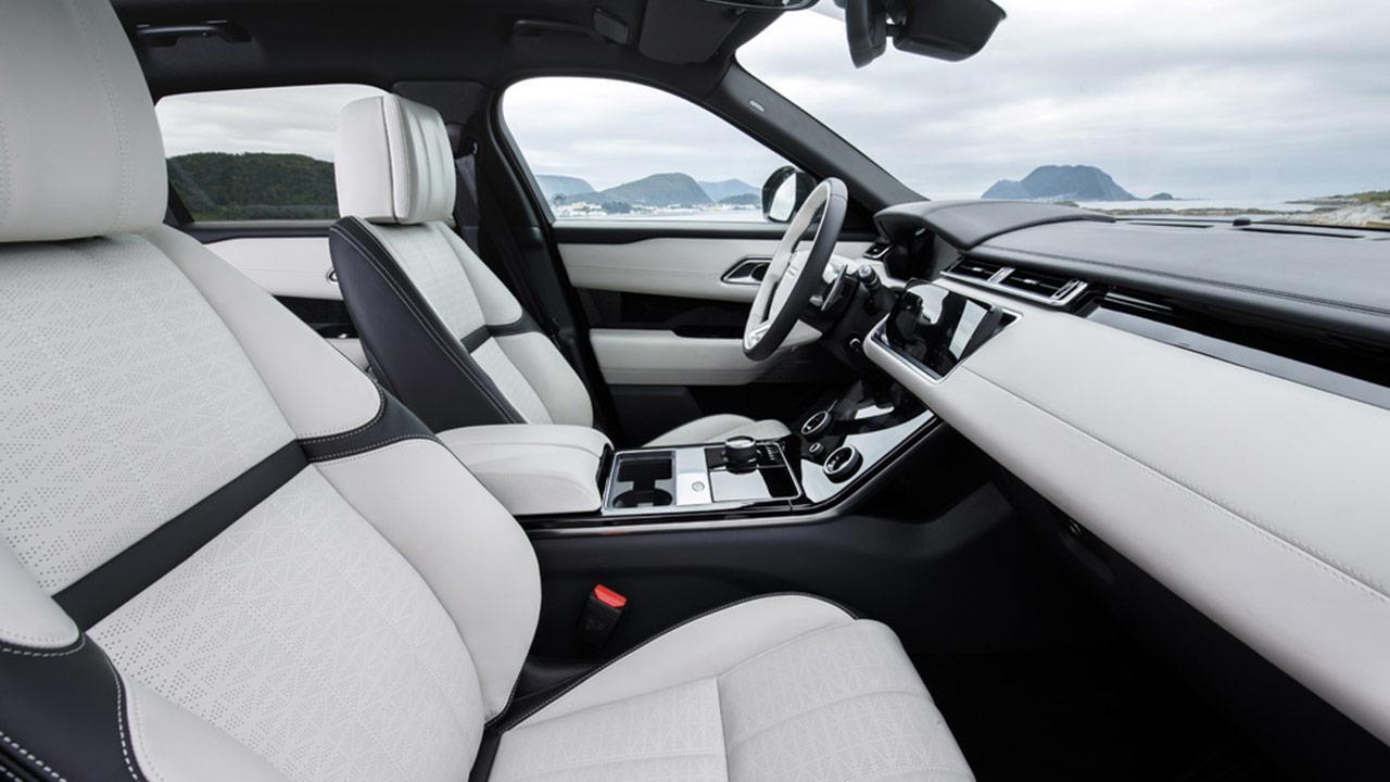Range Rover Velar - Vordersitze