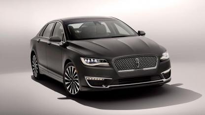 Lincoln MKZ Hybrid - in schwarz
