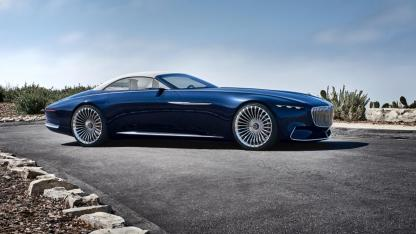 Vision Mercedes-Maybach 6 Cabrio