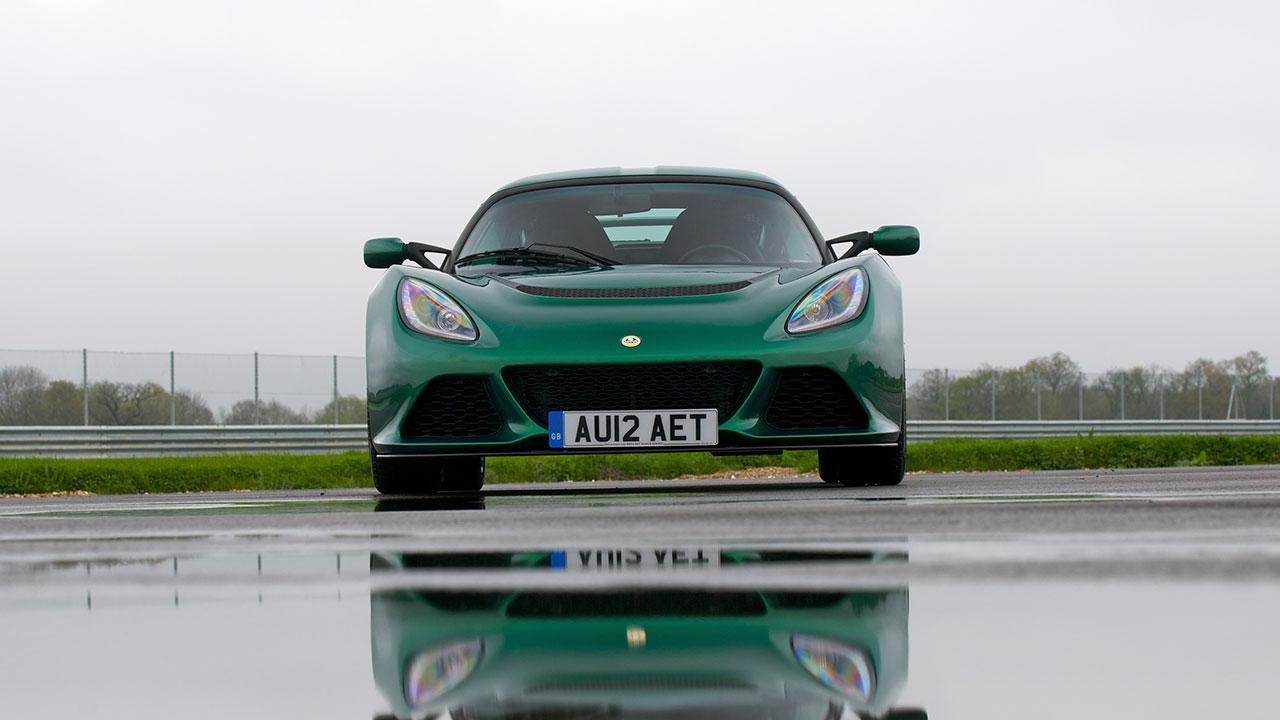 Lotus Exige S - Frontansicht