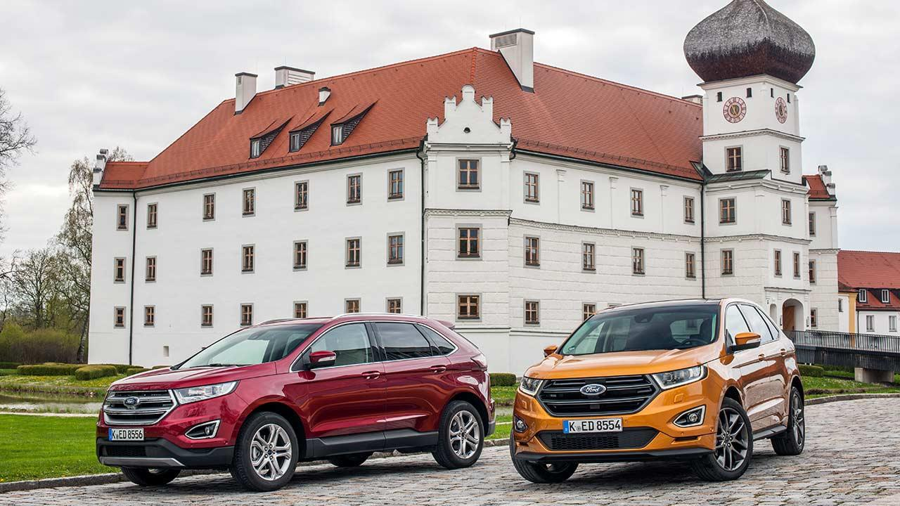 Ford Edge - in 2 Farben