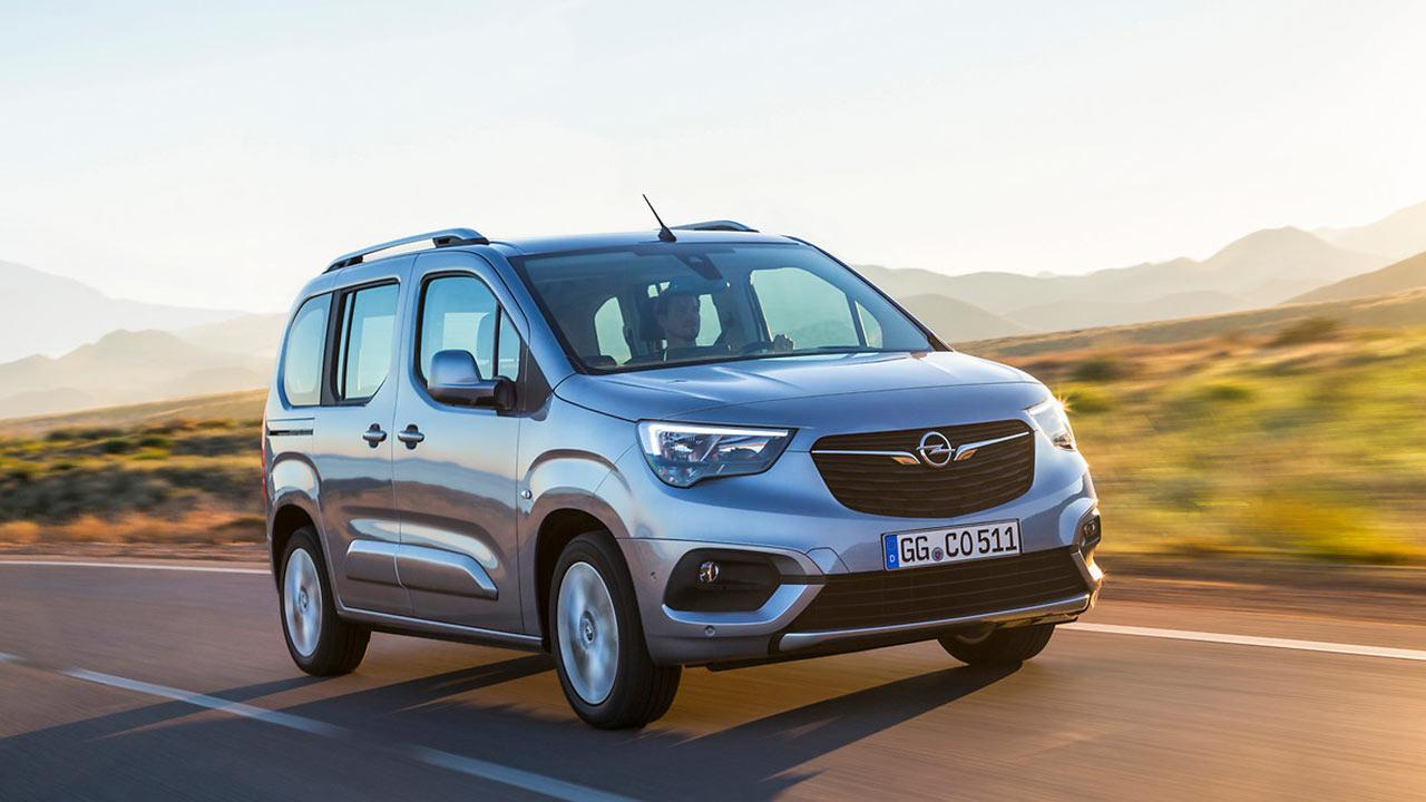 Opel Combo Life - Frontansicht