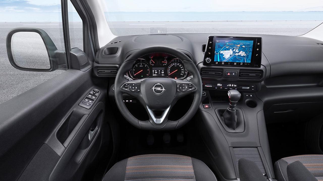 Opel Combo Life - Cockpit