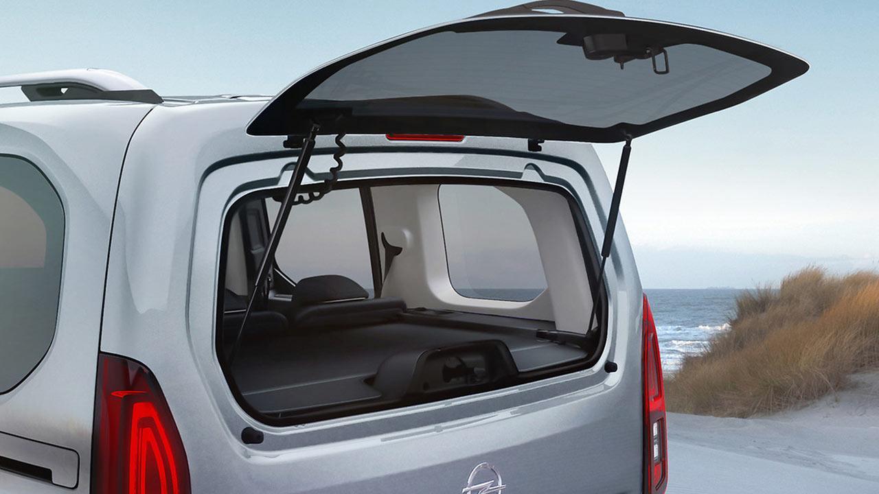 Opel Combo Life - Heckklappe