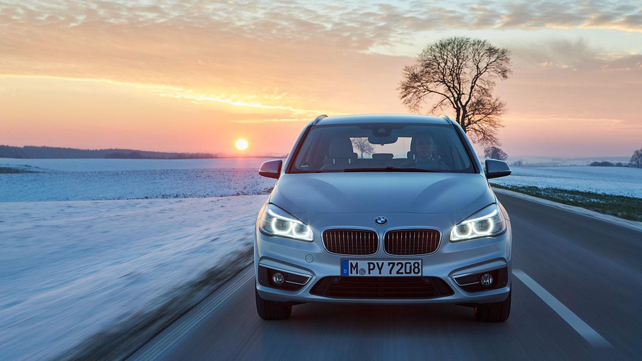 BMW 225xe iPerformance - Frontansicht