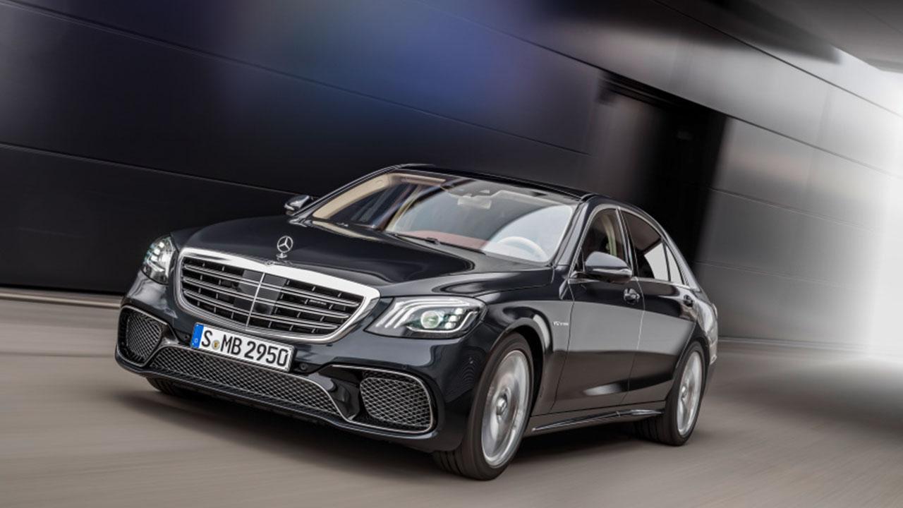 Mercedes-AMG S 65 - Frontansicht