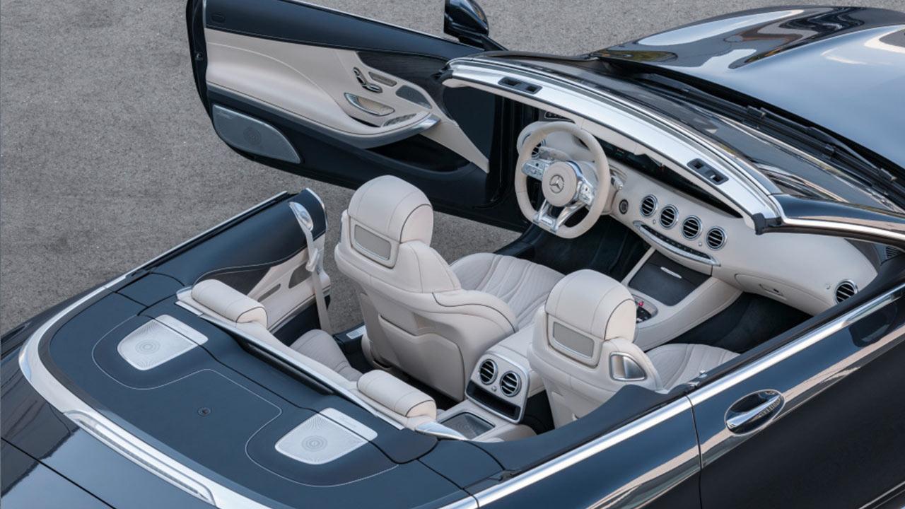 Mercedes-AMG S 65 Cabrio - Cockpit