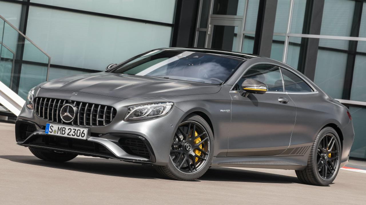Mercedes-AMG S 65 Coupe - Frontansicht