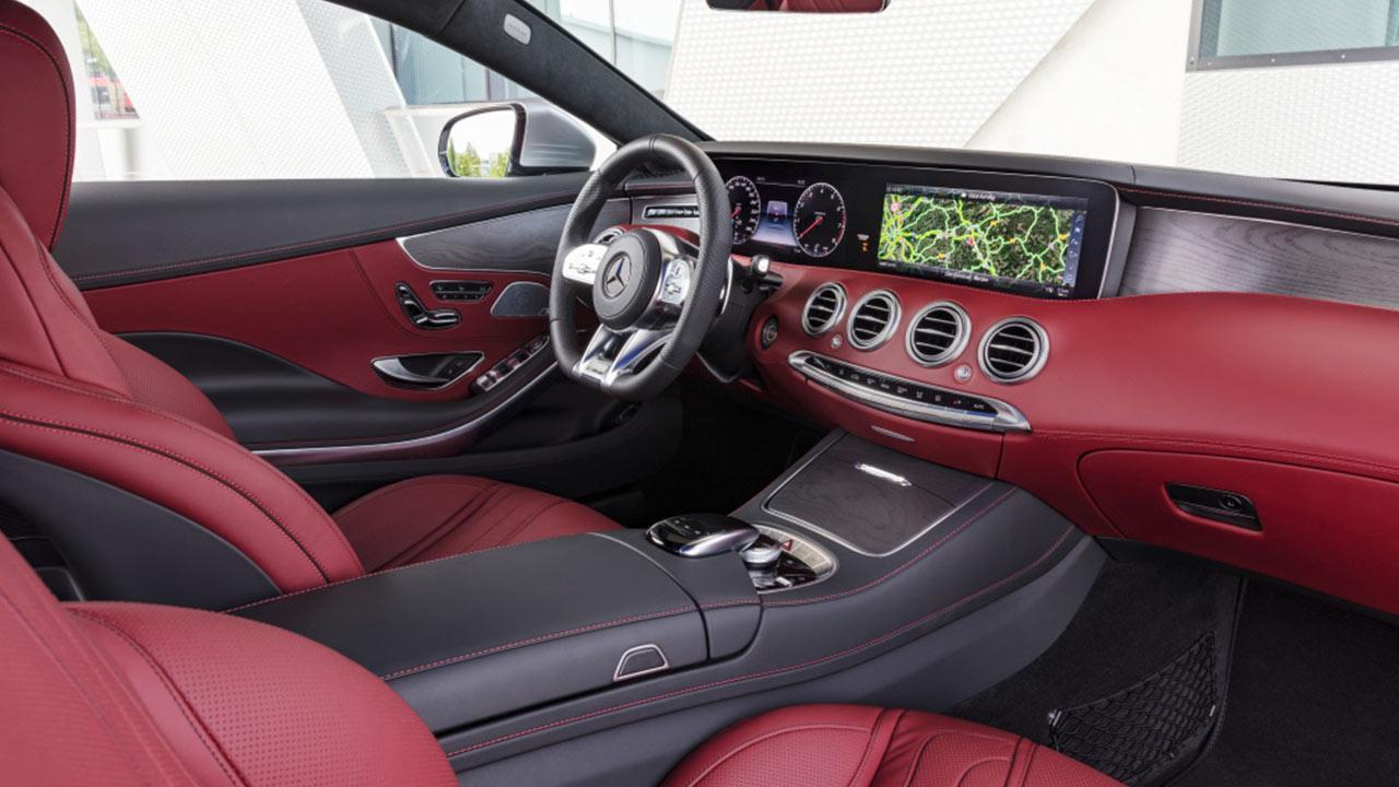 Mercedes-AMG S 65 Coupe - Cockpit