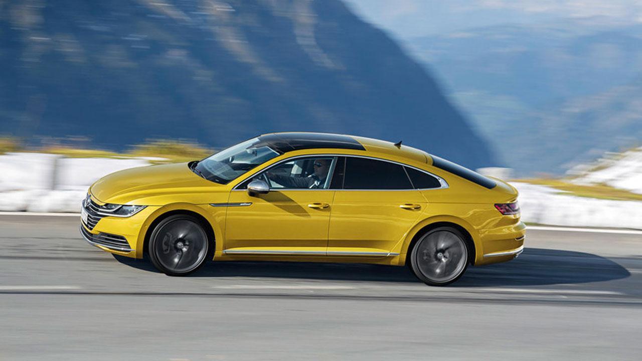 Volkswagen Arteon - Seitenansicht