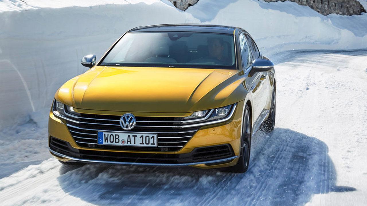 Volkswagen Arteon - Frontansicht