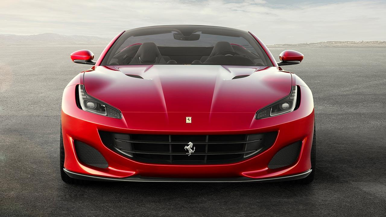 Ferrari Portofino Cabrio - Frontansicht
