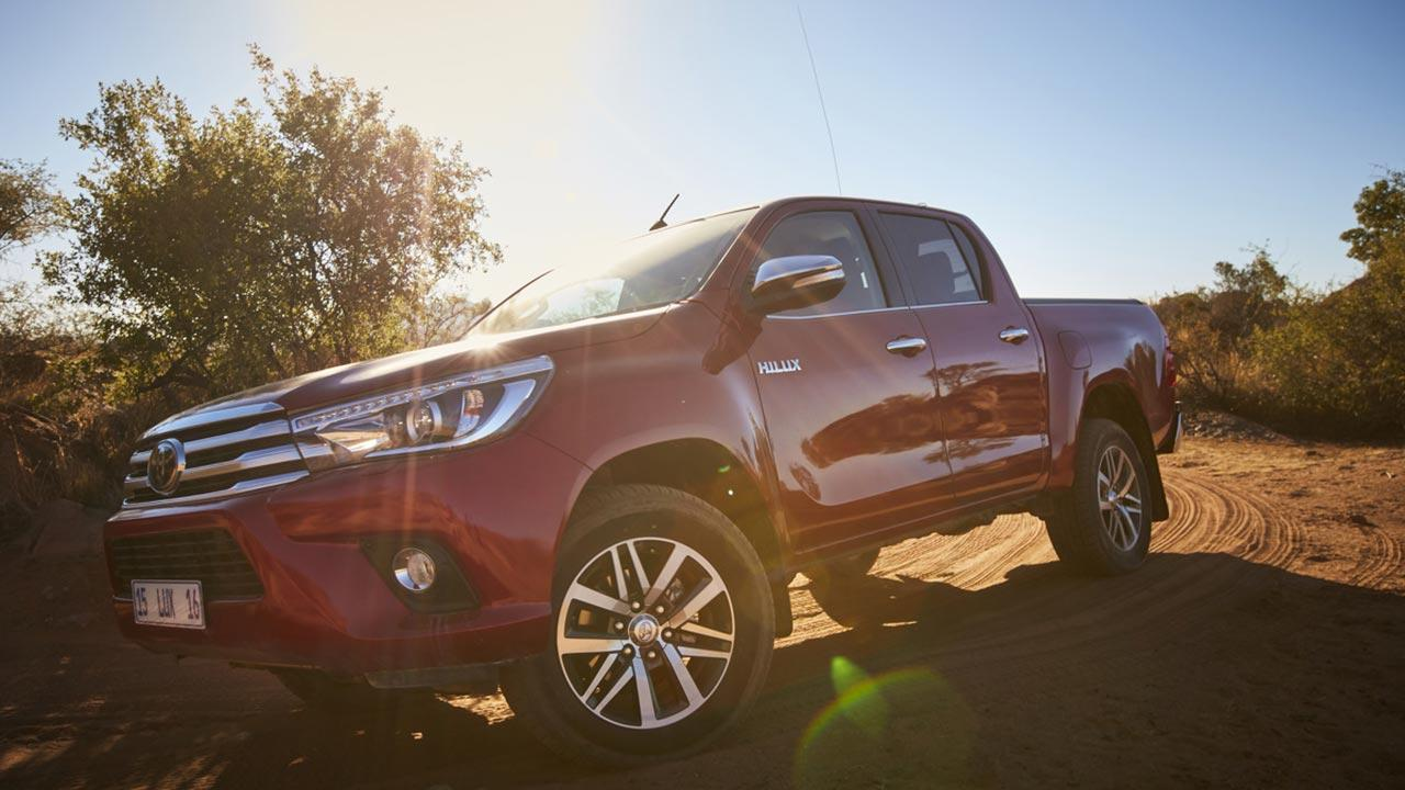 Toyota Hilux - Offroad