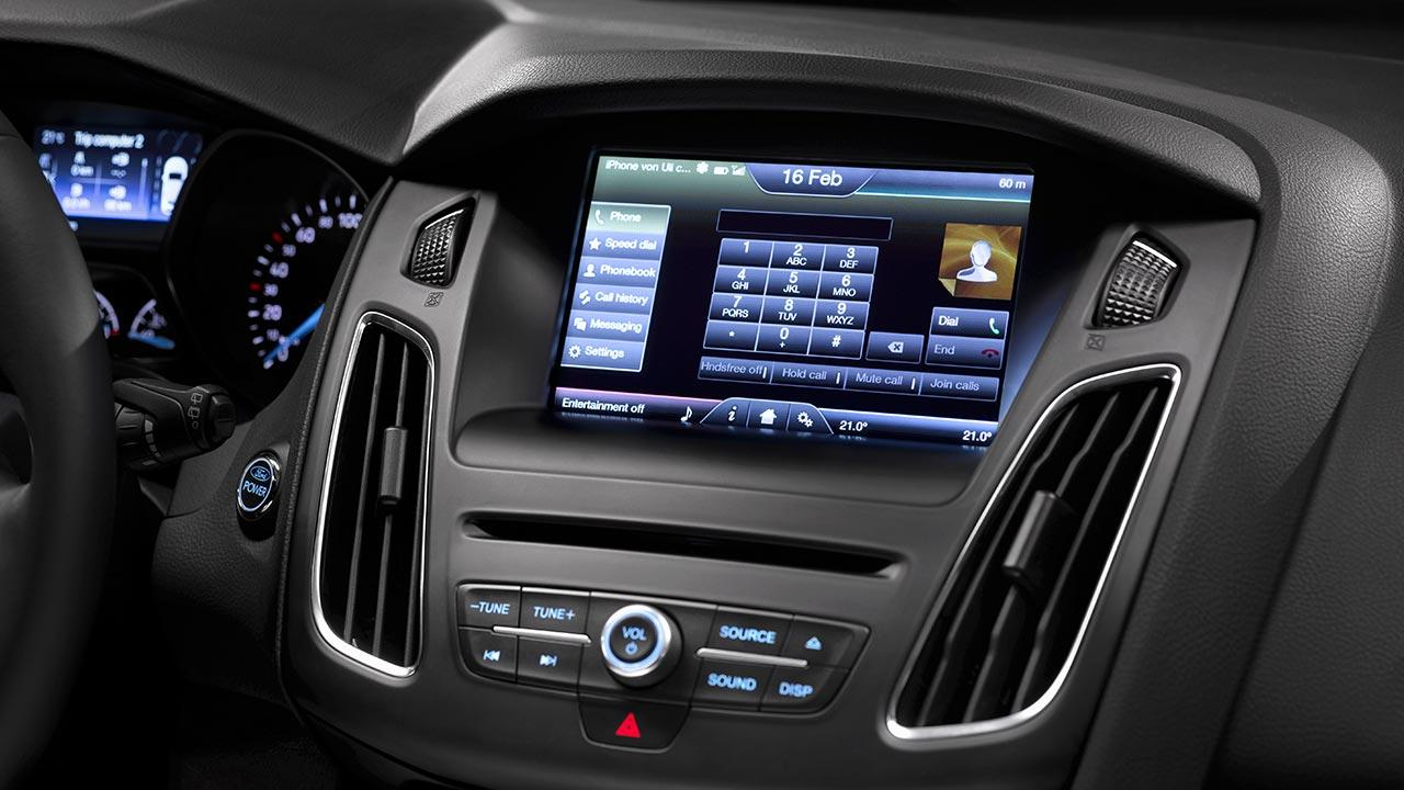 Ford Focus - Display