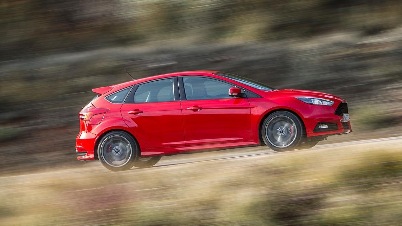 Ford Focus ST - Seitenansicht