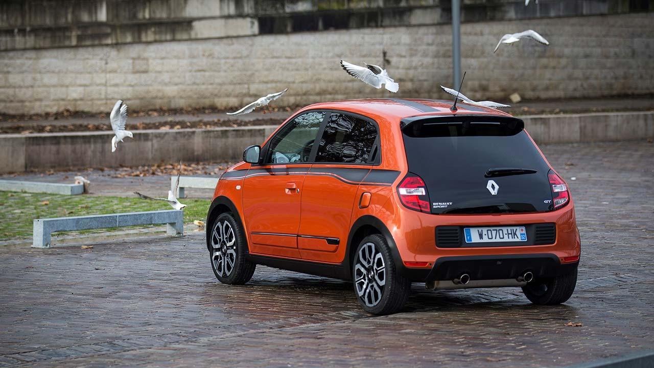 Renault Twingo - Heckansicht