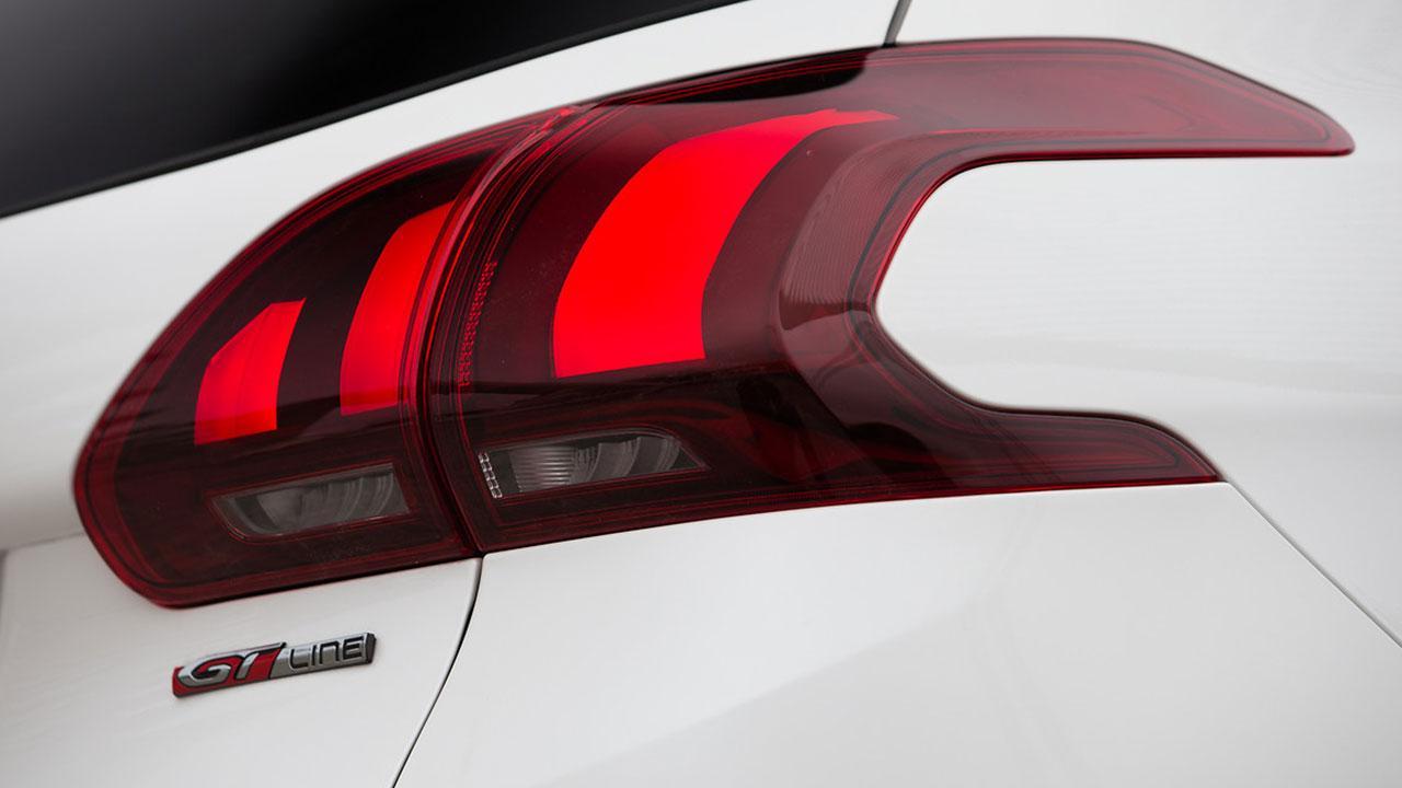 Peugeot 2008 - Hecklicht