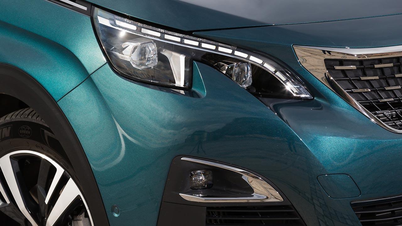 Peugeot 5008 - Scheinwerfer