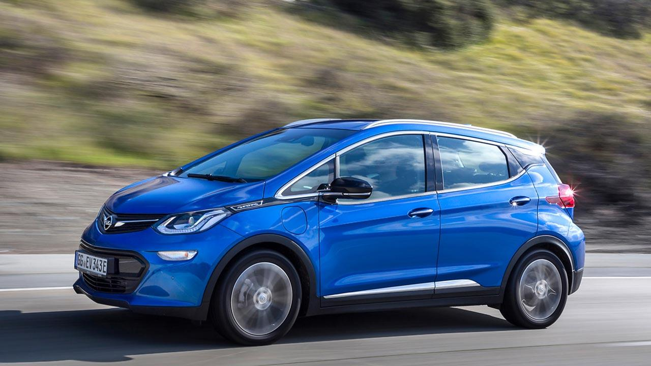 Opel Ampera-e - Seitenansicht