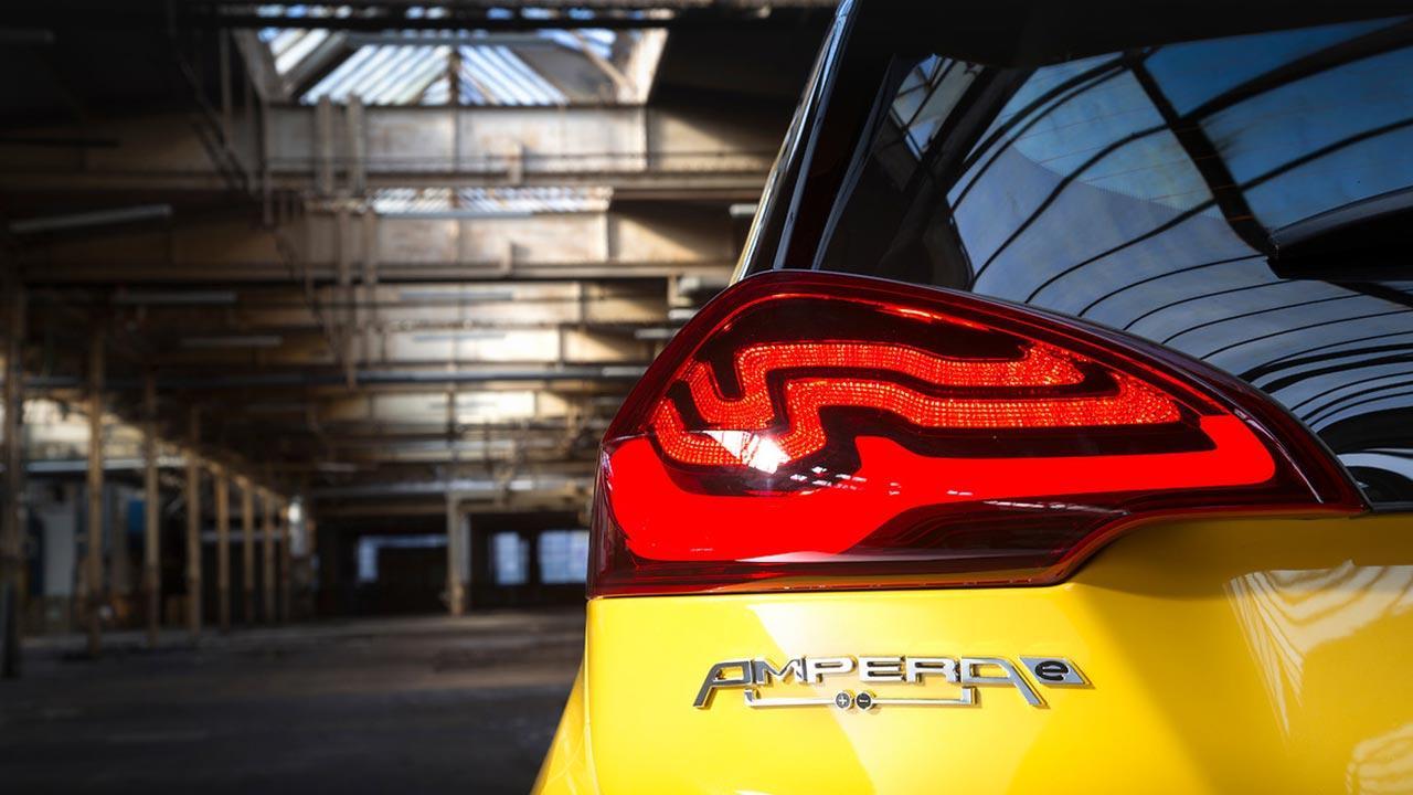 Opel Ampera-e - Heckleuchte