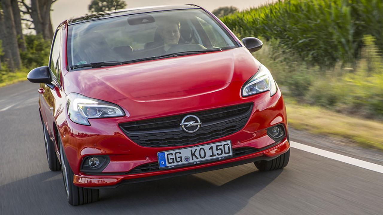 Opel Corsa - Frontansicht
