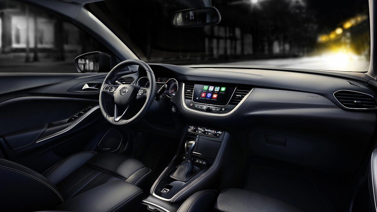 Opel Grandland X - Cockpit