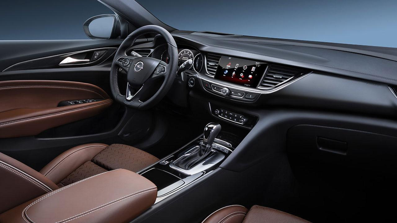 Opel Insignia Sports Tourer - Cockpit